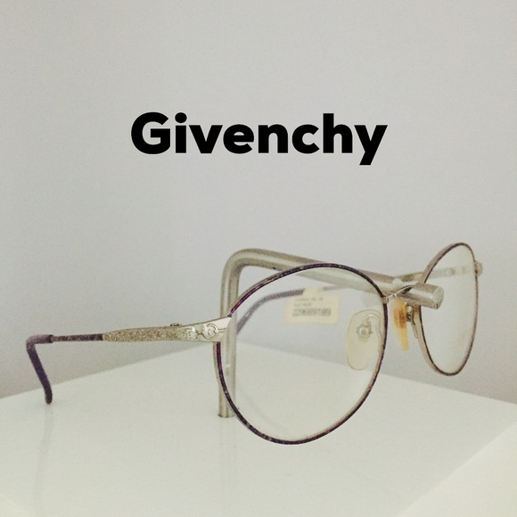 9b5edf1123 Authentic NEW OLD STOCK Givenchy eyeglasses Frames